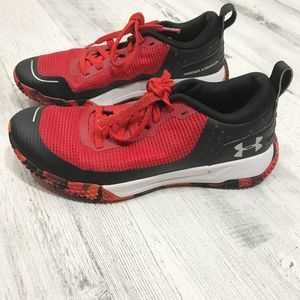 Boy's Under Armour X Level Mainshock Youth Shoes